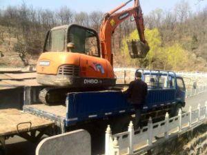 Excavator Doosan Dh60-7 Constraction Machine