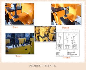 Pneumatic Brake Lining Rivet Machine pictures & photos