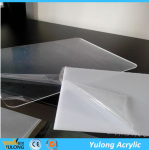 Acrylic Sheet with PE Film Protection pictures & photos