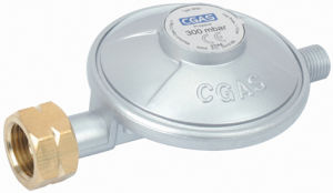 LPG Euro Media Pressure Gas Regulator (M30G01G300) pictures & photos