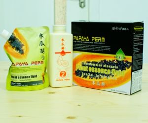 Plant Fragrance Papaya Essence Digital Perm