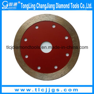 Sharpness 105mm Cold Pressed Sintered Turbo Diamond Saw Blade pictures & photos