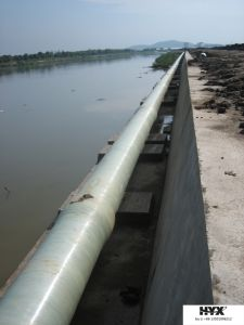 Composite Sand Pipe for Water Supply pictures & photos