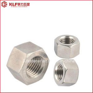 Stainless Steel Heavy Hex Nuts (ASTM A194) pictures & photos