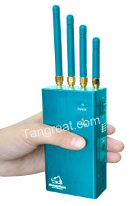 Handheld Antitracking GPS Jammer Tg-121g pictures & photos
