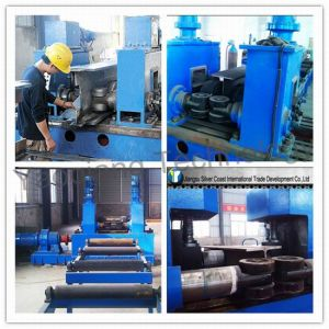 Bar Bending Machine/H Section Steel Flange Press Machine pictures & photos