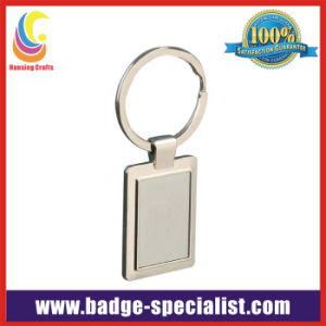 Open Style Metal Keychain/Keyring (HS-KC052)