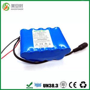 Li-ion 11.1V 6600mAh Battery pictures & photos