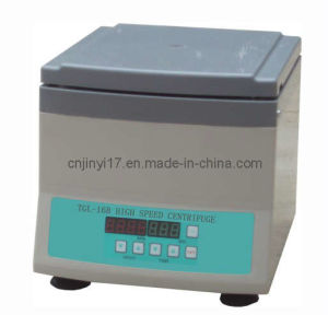 TGL-16B Intelligent Benchtop Large-Capacity High Speed Centrifuge pictures & photos