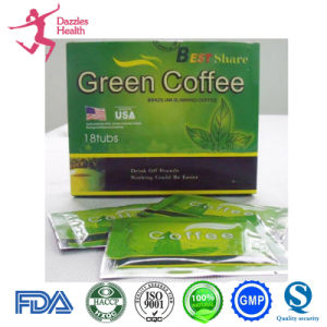 Green Slimming Coffee Leptin Slimming Product Weight Loss pictures & photos