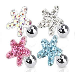 Body Piercing Jewelry Earring Cartilage 601X
