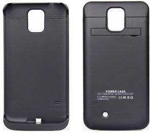 3800mAh Power Case for Samsung S5 I9600 pictures & photos
