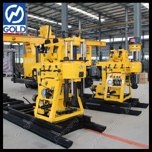 Hz-200yy Small Water Well Drilling Machine for Sale pictures & photos