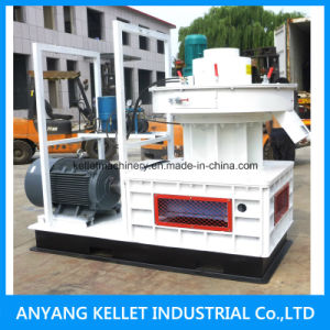 Ring Die Biomass System Sawdust Wood Pellet Machine with Ce Certificate