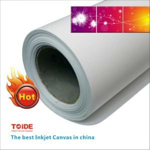 Solvent Inkjet Canvas for Digital Printing pictures & photos