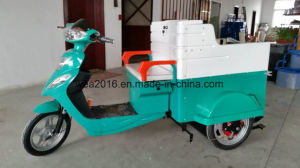 Changzhou Electric Tricycle for Garbage Collection pictures & photos
