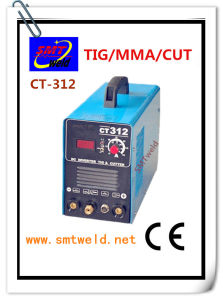 TIG/MMA/Cut Inverter Multi Purpose Welder (CT-312)