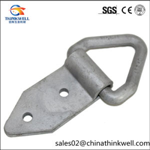 Connection Tie Down Delta Triangle Ring Lashing Ring pictures & photos