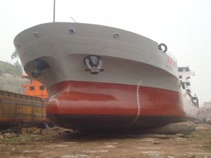 Marine Rubber Airbag for Ship Launching with Good Quality pictures & photos