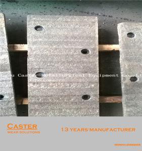 Direct Factory Produce HRC58-62 6+4 Bimetallic Plate pictures & photos