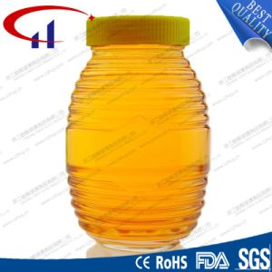 High Quality Clear Cylinder Glass Jar for Honey (CHJ8222) pictures & photos