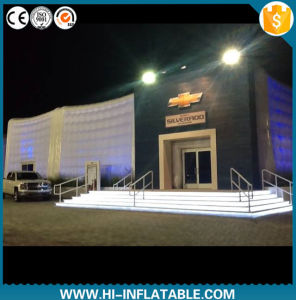 Attractive Giant Inflatable Dome Cube Air Tent Inflatable Igloo Tent Inflatable Giant Exhibition Commerical Dome pictures & photos