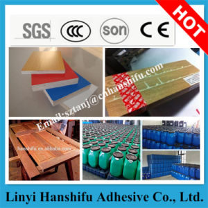 Water-Based White Adhesive Glue for Plywood/MDF/Furniture pictures & photos