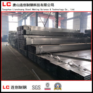 50mmx30mm Rectangular Hollow Section Steel Pipe with Highly Quality pictures & photos