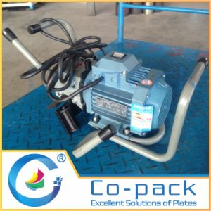 Portable Manual Plate Edge Beveling Machine pictures & photos