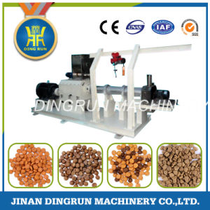 dog food extruder production machine pictures & photos