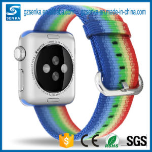 Nylon Watch Band for Apple Watch Strap with Factory Price pictures & photos