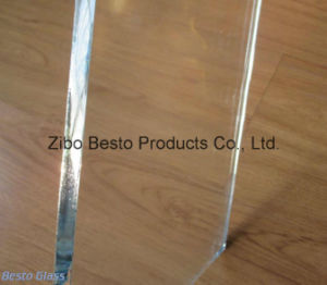 Replacement Transparent Polished Flat/Plate Sheet Glass for Window/Door pictures & photos