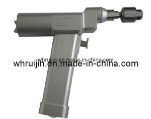 ND-2011 Surgical Power Tools Stainess Steel Cannulated Drill pictures & photos