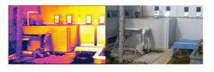Infrared Thermal Imaging Temperature Fire Detector pictures & photos
