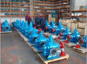 Ycb Circular Gear Pump, Lubricating Oil Pump pictures & photos