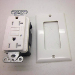 Hot Selling Ivory 220V GFCI Receptacle pictures & photos