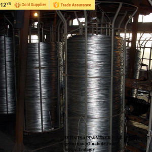 Hot Dipped Galvanized Steel Core Wire for ACSR, Guy Wire, Stay Wire pictures & photos