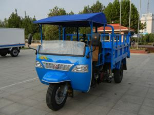 Waw 3-Wheel Vehicle with Rops & Sunshade pictures & photos