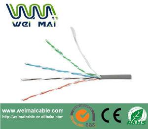 UTP LAN Cable, Cat5e CAT6 CCA Cu CCC (WMO88) pictures & photos