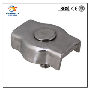 Stainless Steel Stamping Simplex Wire Rope Clips pictures & photos