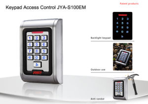 Strong Zinc Alloy Vandal-Proof IP68 Waterproof Access Controller pictures & photos