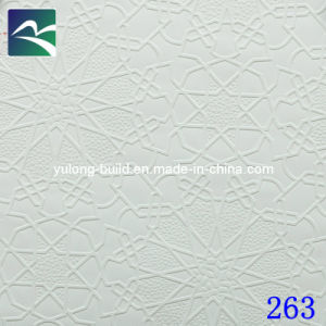 Gypsum Ceiling/Tile with PVC Covered pictures & photos