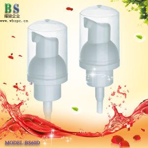 Hot Sales 30mm White Foam Pump, Soap Dispenser Pump Tops pictures & photos