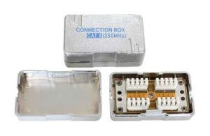 Cat. 6 Half-Shielded Type Connection Box pictures & photos