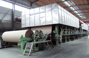1575mm Kraft Paper Machine pictures & photos