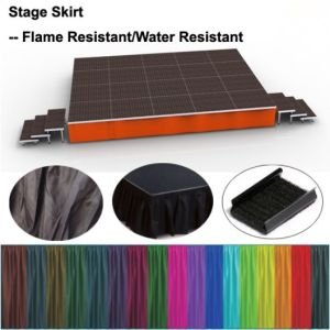 Outdoor Portable Stage with Carpet for Concert Stage pictures & photos