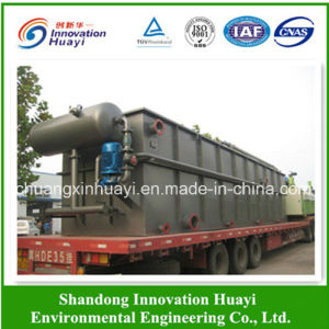 Waste Water Treatment System for Starch Wastewater pictures & photos
