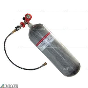 Carbon Fiber Strengthed Paintball Nitrogen Cylinders pictures & photos