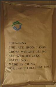 EDTA Chelated Micronutrients, EDTA Fe Fertilizer pictures & photos