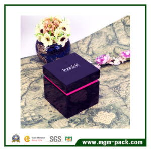 Personalized Single Purple Wooden Watch Box pictures & photos
